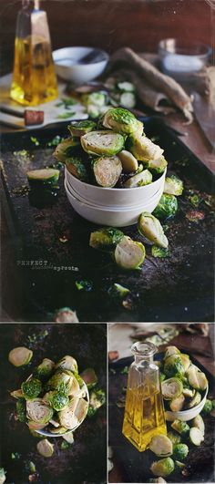 Brussels sprouts. Delicious and easy.