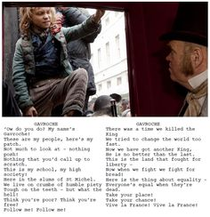 Les Mis (did anyone else sing it in the tune and voice of him?)Gavroche, Les Mis (did anyone else sing it in the tune and voice of him? Les Miserables, Theatre Geek, Music Theater, Beyonce, My People, Young People, The Rocky Horror Picture Show, Movie Tv, Fangirl