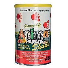 Excellent supplement for my boy | Animal Parade Shake