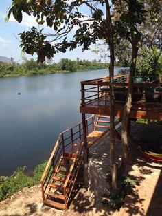 Greenhouse in Kampot Cambodia