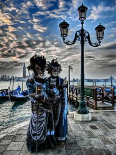 A friend of mine and me in Venice 2015