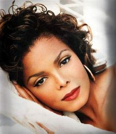 Janet Jackson .. Love this pose .