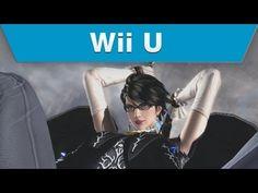 Regresa el mega bizcocho de Bayonetta en Wii U.