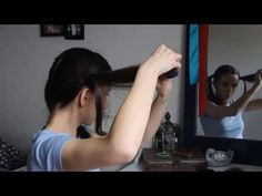 How To: Princess Leia Hair - YouTube