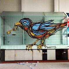 'Key-Bird' by Dzia