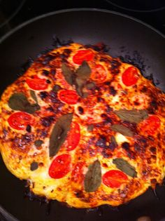 Dukan Diet Pizza! Yummy