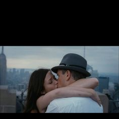 """The Adjustment Bureau, The Adjustment Bureau, """"There's nowhere you can be that isn't where you're meant to be..."""" ♥. I LOVE THIS FILM!!"""