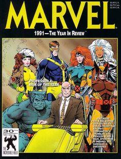 X-Men family