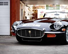 One of only 50 made  1974 Jaguar E-Type Series III V12 Commemorative Roadster