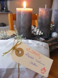 Geschenk 1. Advent * Sandra von Topfschlacht an mellimille* Dattel-Walnuss-Stollen