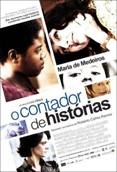 O Contador de Histórias (2009) é um filme biográfico brasileiro, que conta a história de um contador de histórias. Trata-se de Roberto Carlos Ramos, ou Roberto Carlos Contador de Histórias, como é conhecido em Belo Horizonte.