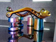 Kit Tinta Cromo Efeito Titanium 500ml + 3 Candys Roda Moto - R$ 225,00 em Mercado Livre