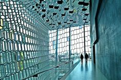 Because Harpa. | 25 Reasons Why You Should Peace Out And Go Photograph Icelandhttp://www.wallacetravelgroup.ie/holidays/iceland-holidays.189.html