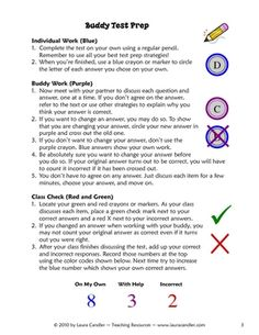 Printables Test Anxiety Worksheets self assessment allergies and on pinterest free buddy test prep activity will turn a worksheet into an