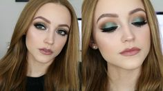 Emerald Eyes | Makeup Tutorial