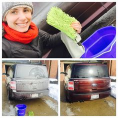 Norwex Car Cloth And Car Wash Mitt The Perfect Gift For