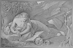 German Lithophane, mid-19th century, Metropolitan Museum of Art