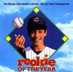 Rookie of the Year starring Thomas Ian Nicholas, Gary Busey, Daniel Stern, and John Candy; directed by Daniel Stern 90s Movies, Great Movies, Disney Movies, Awesome Movies, Watch Movies, Love Movie, I Movie, Movie List, Movies Showing