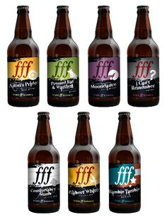 Tripe FFF Bottled Beer