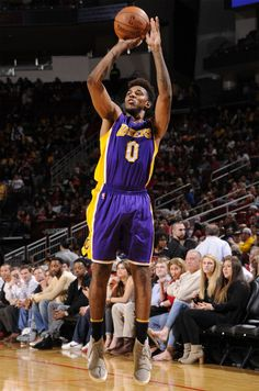 Nick Young Playing in the adidas Yeezy 750 Boost (3)
