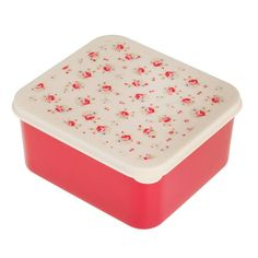 Rose Lunch Box
