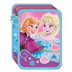 8dab56106dc ΤΟ ΜΟΛΥΒΙ eshop · Σχολικές Τσάντες · Κασετίνα γεμάτη Frozen Elsa Anna