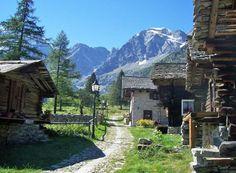 Macugnaga (Vb) piemonte, Italy
