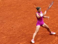 Sara Errani #tennis- regard sur #rolandgarros 2012