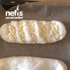 Kaşar Peynirli Patatesli Ekmekler