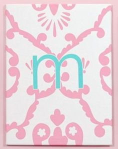 Perfect for the door to her room