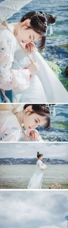 微博 Asian Fever, Ancient Beauty, China Girl, Ancient China, Life Pictures, Girls Characters, Chinese Culture, Asian Actors, Hanfu