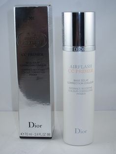 Dior CC Primer Radiance Booster Color Correcting Primer