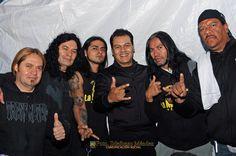 Nezahualcóyotl, Méx. 24 Abril 2013. Las fiestas del Cincuentenario felizmente trajeron nuevamente el rock a Neza.