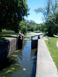 Ohio Erie Canal Canal Fulton Ohio