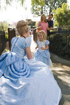 Disneyland Park, Fantasyland - Cinderella Meet 'N' Greet, Disneyland Paris