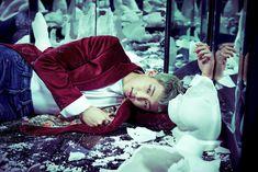 @bts_bighit | BTS CONCEPT PHOTO 1 #REFLECTION #RAPMONSTER #랩몬스터