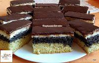 Fincsi receptek: Mákos sütemények Hungarian Recipes, Quesadilla, Tiramisu, Cheesecake, Dessert Recipes, Food And Drink, Favorite Recipes, Cookies, Meals