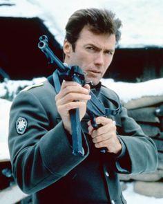 Clint in Where Eagles Dare