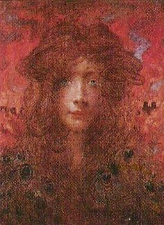 Visions of Autumn I : Lucien Levy Dhurmer (1865-1953)