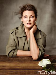 Linda Evangelista on the Cream That Changed Her Life from InStyle.com