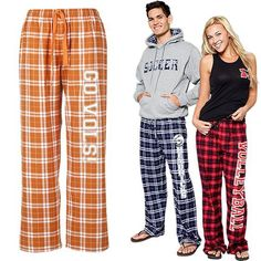 Boxercraft Flannel Pajama Pant with vinyl logo