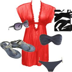 A vacation outfit!