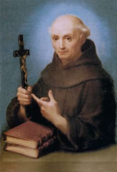 January 19th Saint Tommaso da Cori.   Spent his youth as a shepherd. Studied philosophy and theology in Viterbo, Italy. Joined the Observant Franciscans in 1675. Parish priest, assigned to Civitella, Italy. Known for his simple life, his strict observance of the Franciscan way, and his gifts of healing. His preaching, confessions and spiritual retreats, incarnated the evangelical counsel of the total gift of self to God and his fellow men.