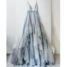 On Sale Absorbing Long Prom Dress Charming Straps Simple V Neck Tulle Prom Dresses Evening Dresses Grey Prom Dress, V Neck Prom Dresses, Prom Party Dresses, Dress Up, Formal Dresses, Dress Long, Long Dresses, Bridesmaid Dresses, Chiffon Dresses