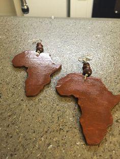 #africa #earrings #handmade #jewelry #africanfashion #earringsbyrashanta