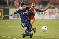Toronto FC eliminated from playoffs after 2-1 loss to Chicago Fire