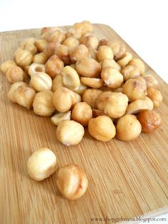 ... to peel hazelnuts more kitchen tips harvesting nuts peel hazelnuts
