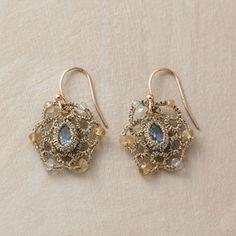 Lilliput Lace Earrings