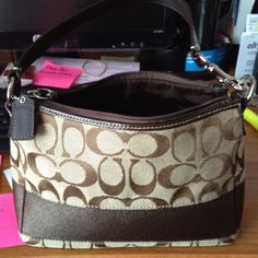 My coach purse