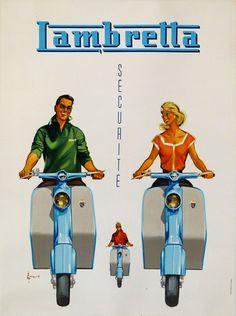 Lambretta Sécurité